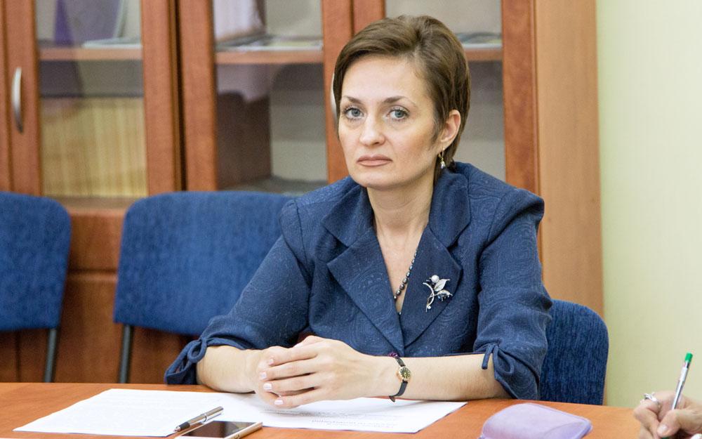 Ирина Вильевна Толмачева